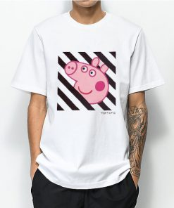 Off White Peppa Pig T-Shirt