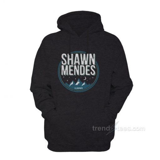 Shawn Mendes Youth Block Hoodie