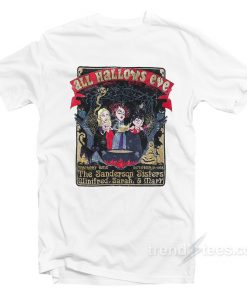 All Hallows Eve The Sanderson Sister Hocus Pocus T shirt 247x296 - HOME 2