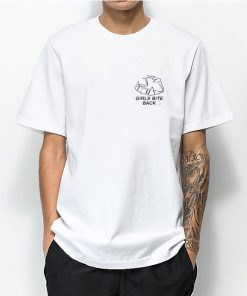 KENDRABLANCA girls bite back T shirt 247x296 - HOME 2