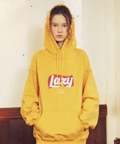 Lazy Sour Cream And Onion Hoodie