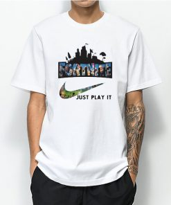 Fortnite Just Play It T-shirt Youth