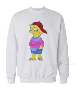 Simpsons Sweatshirt Cheap Custom