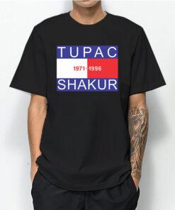 Tupac Shakur Tommy Hilfiger T-Shirt