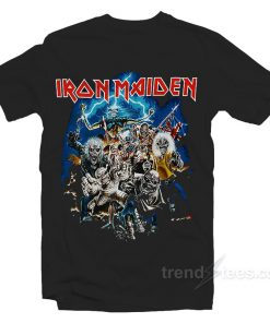 Iron Maiden T-Shirt Vintage