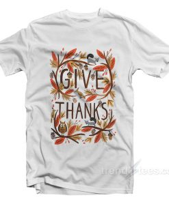 Give Thank's