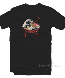 The Great Ramen Wave From Japan T-Shirt