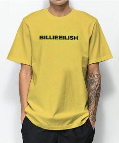 Billie Eilish T shirt Unisex adult 247x296 - HOME 2