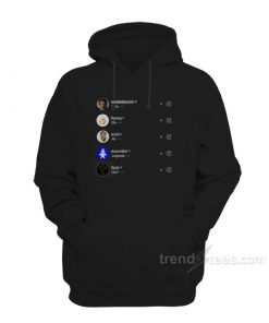 Why Do All Legends Die Instagram Cheap Hoodie