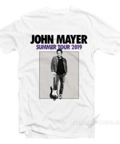 Jhon Mayer Summer Tour 2019 247x296 - HOME 2
