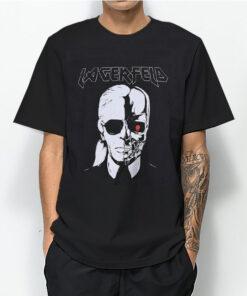 Stylestalker Karl Lagerfeld Metal T-shirts