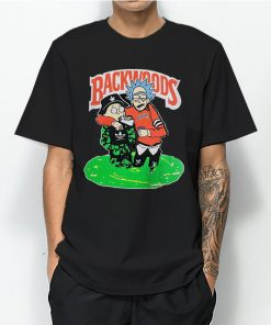 Backwoods Rick and Morty T-Shirt