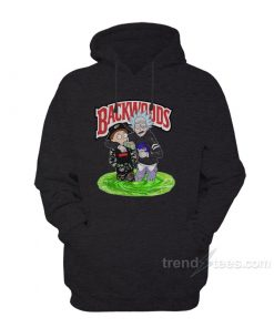 Rick and Morty Backwoods Hoodie