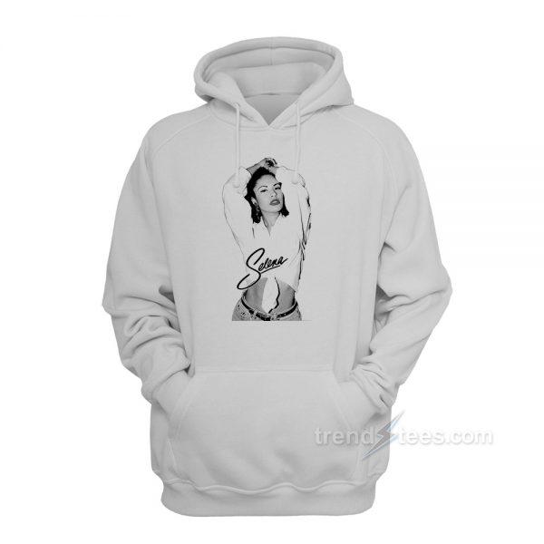 Trap Selena Quintanilla Queen Hoodie