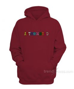 Travis Scott Astroworld WISH YOU WERE HERE Unisex Pullover Hoodie