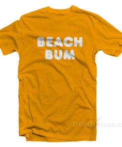Beach Bum Summer T-Shirt Unisex