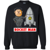 Trump Called Kim Jong Un Rocketman sweatshirt