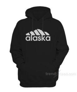 Alaska Adidas Parody Hoodie
