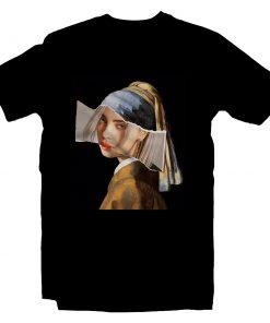 Billie Eilish x Art collection Johannes Vermeer T Shirt 247x296 - HOME 2