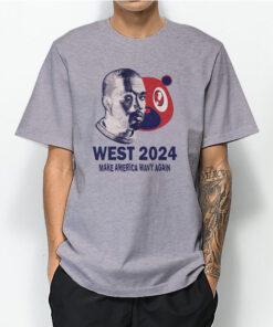Make America Wavy Again Great Kanye West T-Shirt