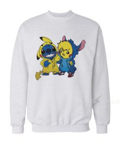 Stitch And Pikachu 247x296 - HOME 2