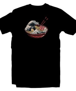 The Great Wave Of Ramen T-Shirt
