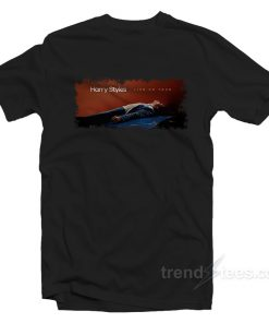 Harry Styles Live on Tour T-Shirt