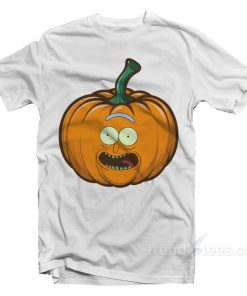 Pickle Rick And Morty Halloween Shirt For Adults