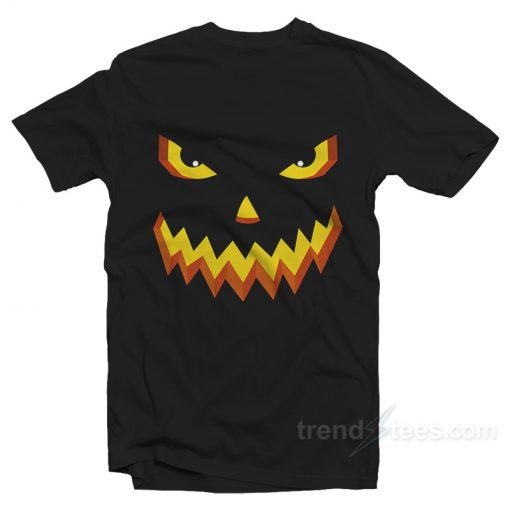 The Jack Halloween Shirt For Adults