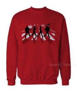 Abbey Road Killer Sweatshirt