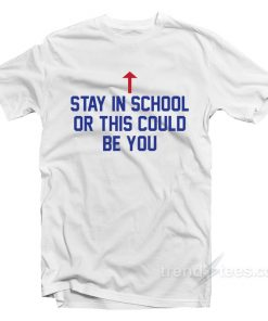 Al Bundy Stay In School T-Shirt