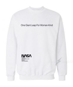 Ariana Grande X NASA Sweatshirt