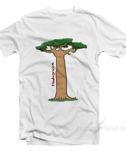 Baobab Tree Madagascar T-Shirt