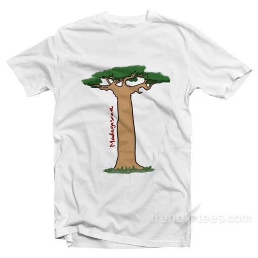 Baobab Tree Madagascar T-Shirt