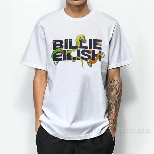 Billie Eilish UO Exclusive Logo Shirt