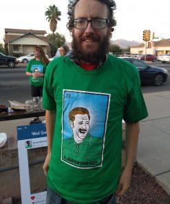 Greenshirtguy T-Shirt For Unisex