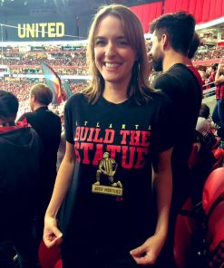 Build The Statue - Josef Martinez Atlanta Shirt