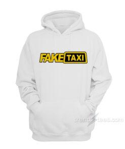 Faxe Taxi Logo Hoodie