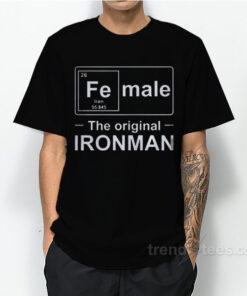 Female Ironman T-Shirt