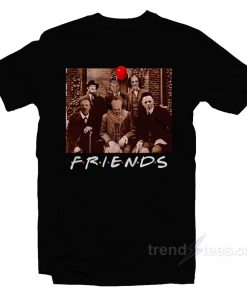 Friends Psychodynamic T-Shirt