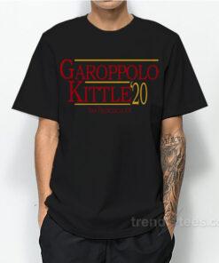 Garoppolo Kittle 20 T-Shirt