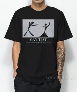 Gay Test If You See People Dancing I've Got Bad News For You T-Shirt