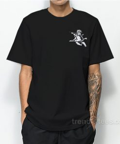 Kanye West Good Music Records Angel T-Shirt