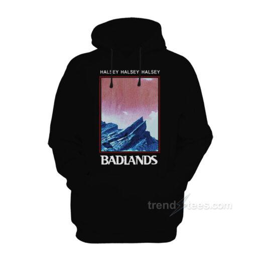 Halsey Badlands Hoodies