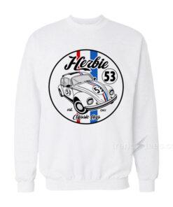 Harbie 53 Classic Cars Sweatshirt