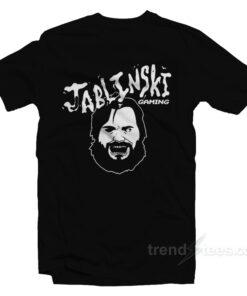 Jablinski Gaming Black T shirt 247x296 - HOME 2