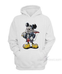 Jason Voorhees Mickey Mouse Hoodie