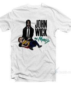 John Wick And Morty T-Shirt