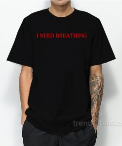 MONSTA X WONHO I NEED BREATHING T-Shirt