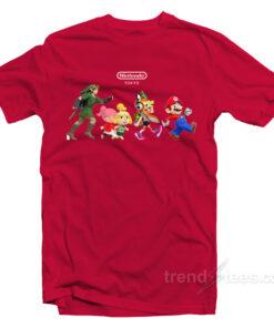 Nintendo Tokyo Shirt T-Shirt